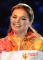 Алина Кабаева приняла участие в церемонии зажжения олимпийского факела