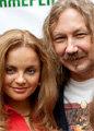 Игорь Николаев заставил жену и дочь торговать тюльпанами