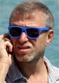 Абрамович отмечает победу «Челси» на Каннском фестивале