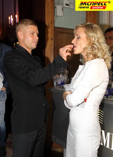 Митя фомин и катя гордон свадьба фото