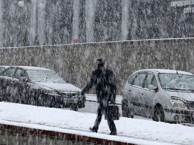 Резкие скачки температуры ожидаются в российской столице наследующей неделе