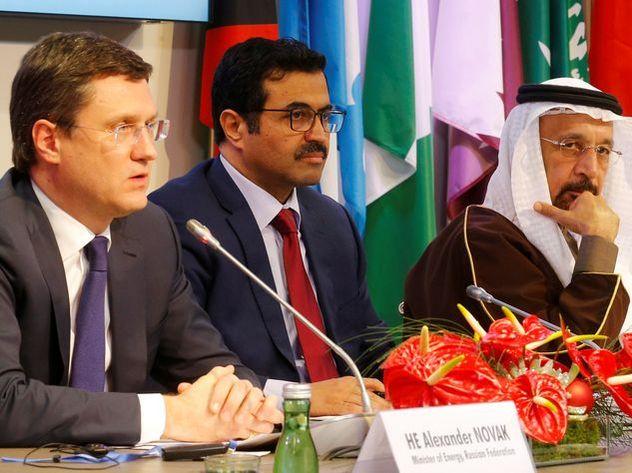 Российская Федерация подписала соглашение осокращении добычи нефти