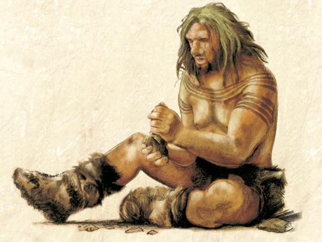Наши алтайские предки были не по векам умны