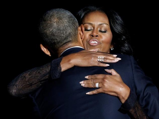 «Обама, давай, до свидания!». Президент США выступил с последним обращением