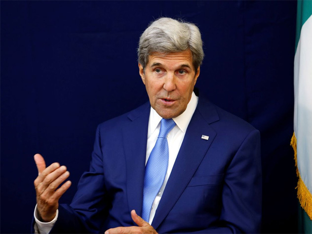 Джон Керри: «Россия спасла Сирию»