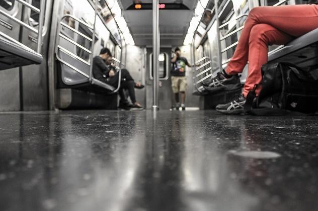 Внижегородском метро снимают нереальный блокбастер «Черновик»