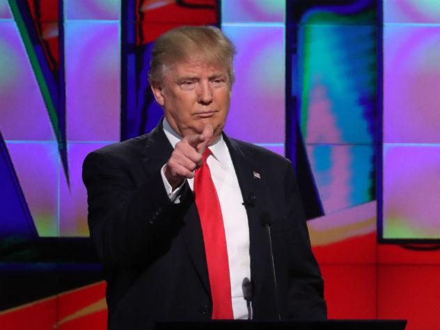 Трамп нашел виноватых в разладе США и России