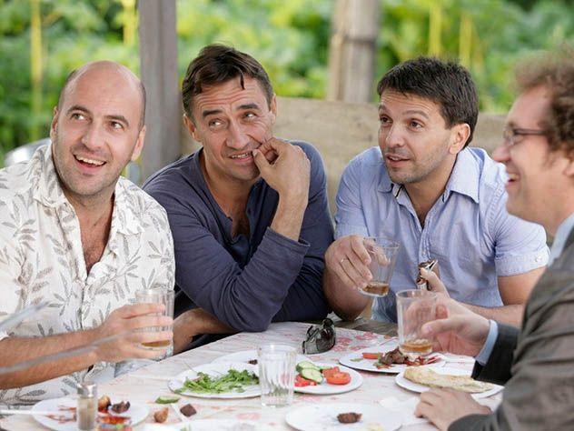 Пятерка любимых мужских блюд со всего мира