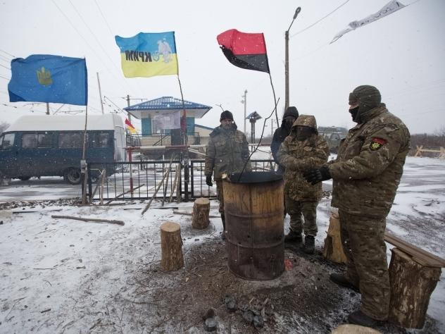 Украинский мэр города вДонбассе: людей нужно заставлять любить государство Украину силой