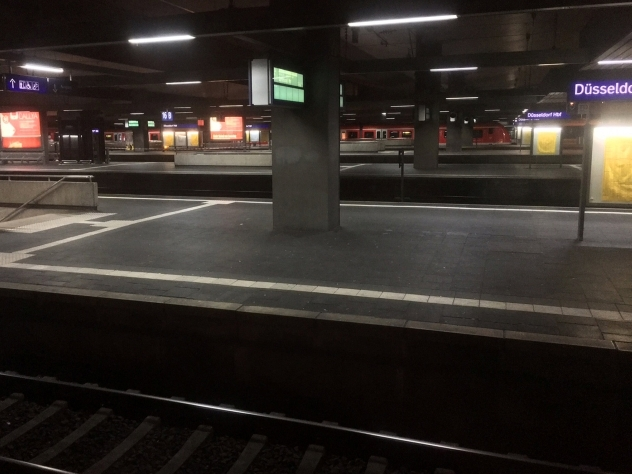 ВДюссельдорфе произошло 2-ое нападение напрохожих