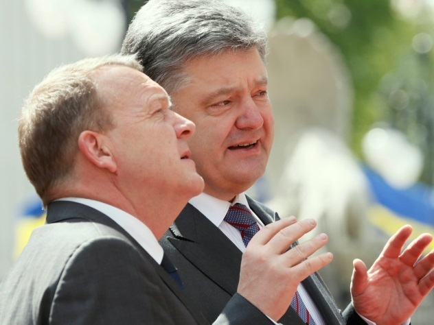 Захарова определила, как Порошенко воспринимает Украинское государство — Ежили лягушка