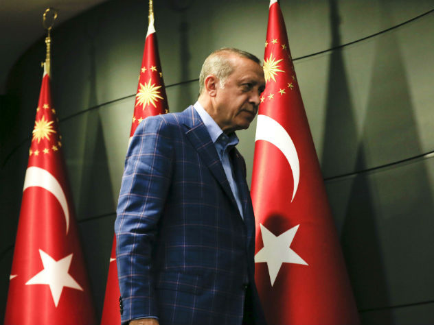 Турецкая оппозиция обвинила власть вманипуляциях нареферендуме