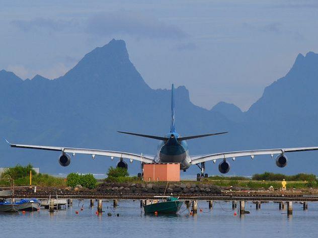 Паника вводе: двое русских дайверов погибли воФранцузской Полинезии