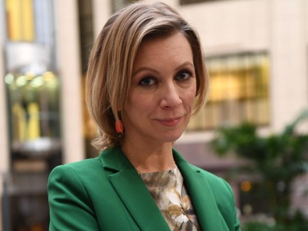 Мария Захарова посоветовала американским журналистам выбирать выражения