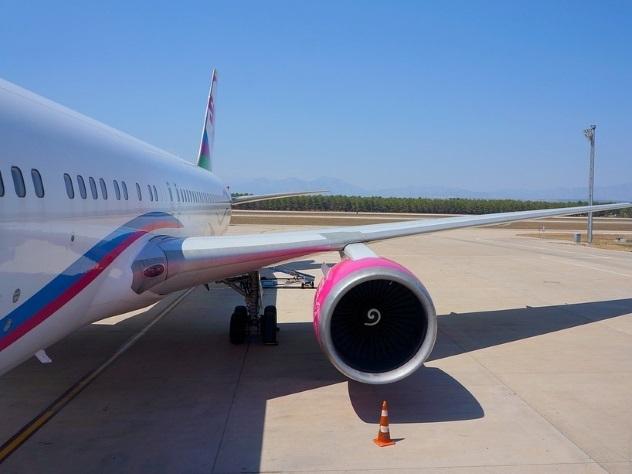 Boeing трясло практически минуту. Самолет «Аэрофлота» попал в800-метровую «воздушную яму»
