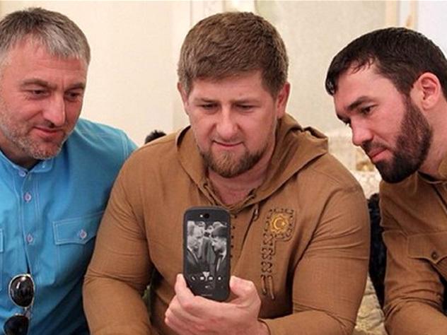 Кадыров приобретает поклонников за границей