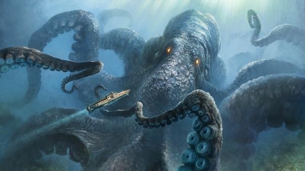 Реальные прообразы мифических чудовищ
