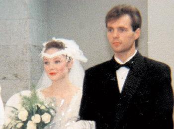 ПЛАТОВ и АНИКАНОВА поженились в 1992 году