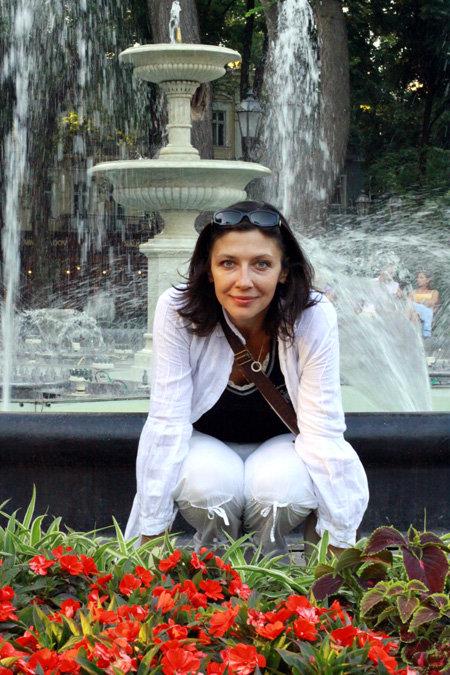 АПТИКЕЕВА в Одессе (2009 г.)