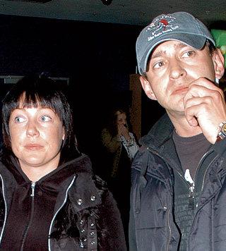 Константина и его жену Настю...