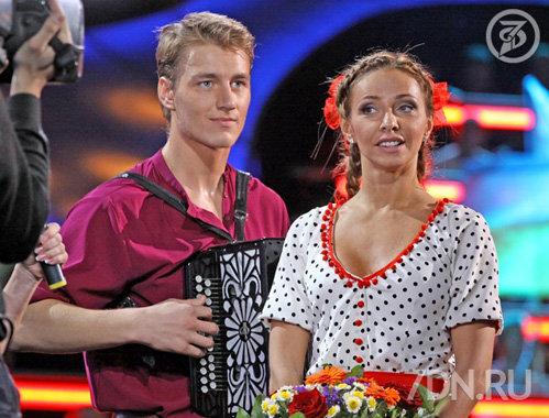 Татьяна НАВКА и Алексей ВОРОБЬЕВ в шоу