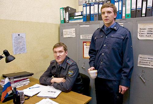 Базанов готов выполнить любую просьбу своего начальника Игоря Сергеевича (ОЗНОБИХИН)