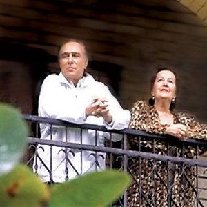 Соседи описывают СЛИЧЕНКО и АГАМИРОВУ как самых скромных и интеллигентных жителей поселка