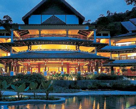 Новогодние праздники ТАРАСОВА проведет в одном из самых шикарных малазийских отелей - «Аndaman Datay Bay»