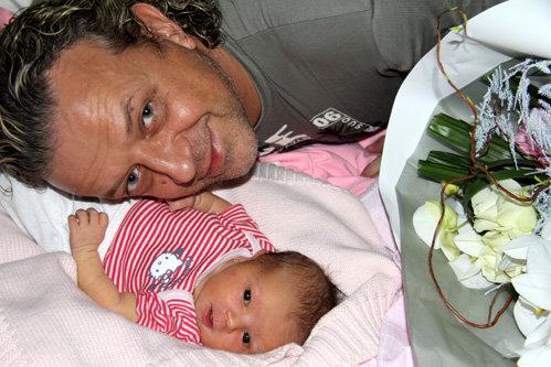 Рома ЖУКОВ с дочкой Софией Викторией