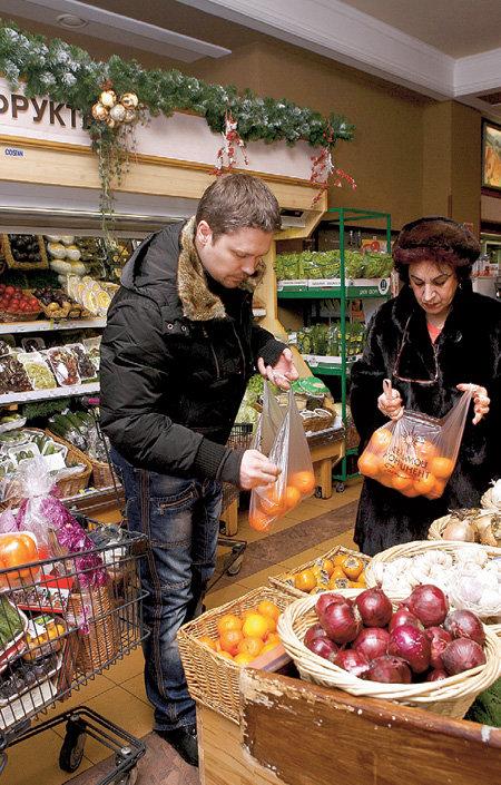 Денис ищет исключительно абхазские мандарины