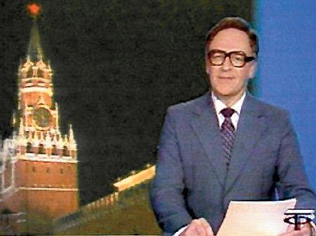 В эпоху застоя советский народ с Новым годом поздравлял Игорь КИРИЛЛОВ