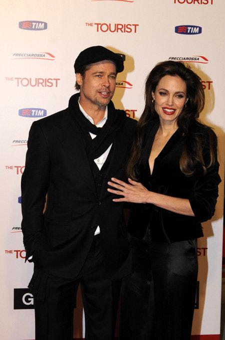 Благодаря ДЕППУ Брэд ПИТТ и Анджелина ДЖОЛИ провели романтический вечер