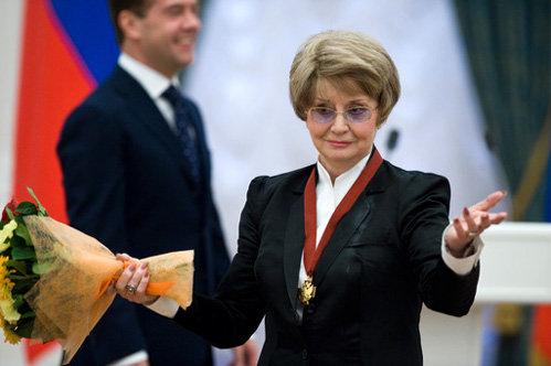 Татьяна ШМЫГА. Фото РИА