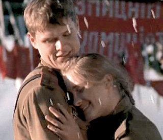 ЯГЛЫЧ и КАЗЮЧИЦ были любовниками в жизни и в фильме «На безымянной высоте»