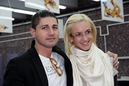 Микеле ЧЕППИ и Ольга БУЗОВА