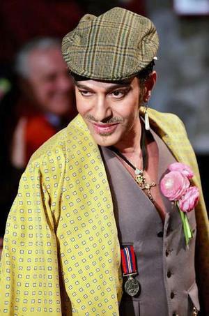 На посту арт-директора Dior Гальяно проработал 15 лет.