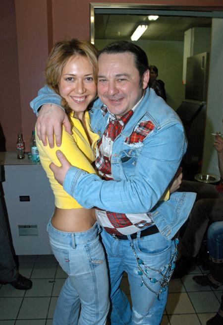 Игорь САРУХАНОВ и Карина КОКС (фото Ларисы КУДРЯВЦЕВОЙ)