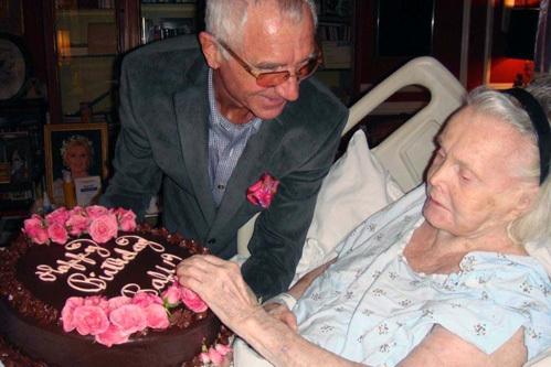 Жа Жа ГАБОР отмечает 94-летие вместе с мужем Фредериком фон АНХАЛЬТОМ