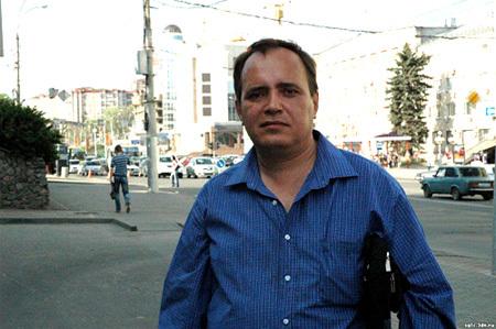 Вадим ГЛУХОВ пропал 18 января 2011 года