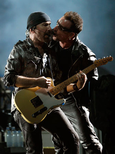 4-е место - Группа U2