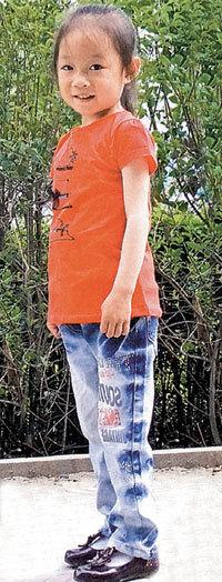 Юнксинг наконец-то может носить обычную одежду и играть с детьми