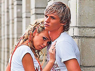 Дмитрий ТАРАСОВ с женой