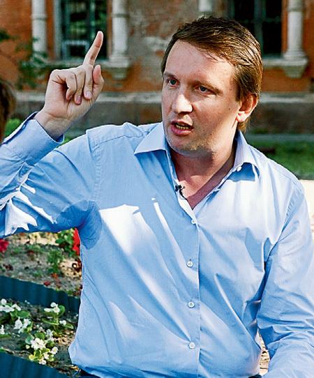 Судья Дмитрий НОВИКОВ считает, что у нас прекрасные законы, и борется с коррумпированными коллегами
