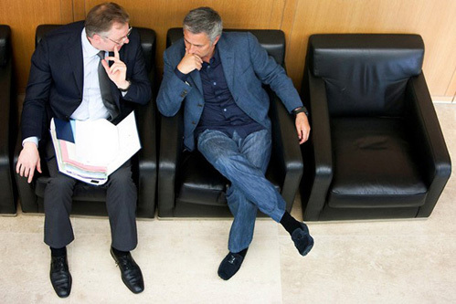 МАУРИНЬО в ожидании решения КДК УЕФА