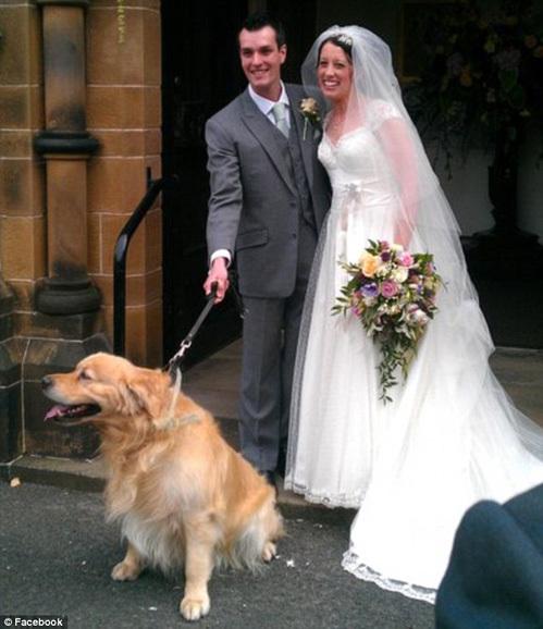 30-летней Айен Рэдмонд и его супруга, 27-летняя Джемма поженились всего за 10 дней до трагедии
