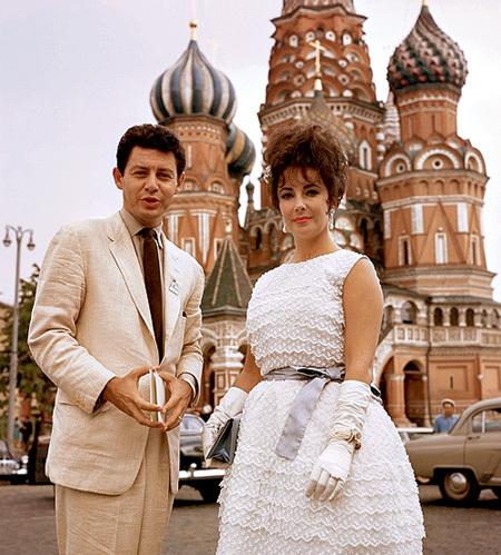 Первый международный кинофестиваль в Москве. 1959