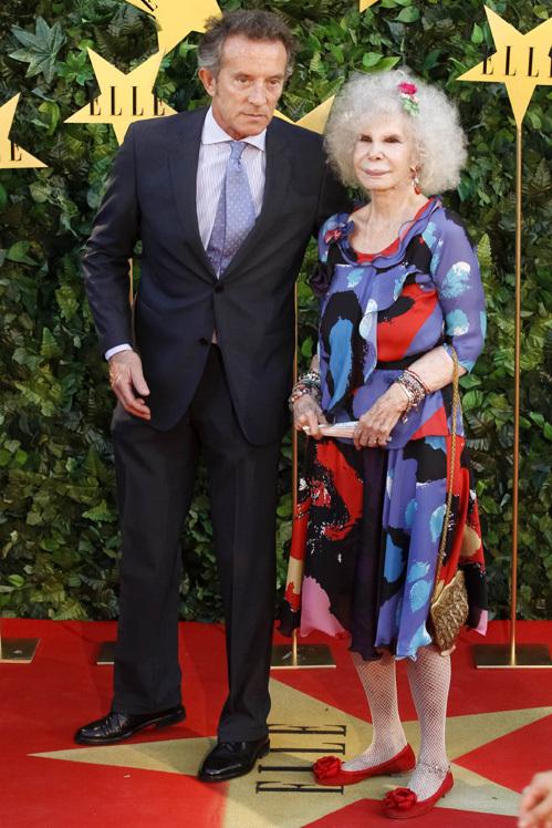 Герцогиня АЛЬБА сегодня выходит замуж за Альфонсо ДИАСА
