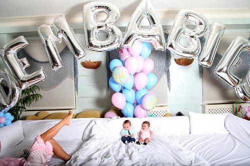 Детская близнецов МЭРАЙИ Кэри декорирована лучшими дизайнерами