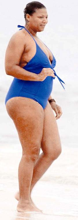 Куин ЛАТИФА признается, что с недавних пор перестала стесняться появляться на пляже