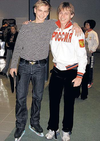 В отличие от своего приятеля Андрея ЛУТАЯ (на снимке слева) Сергей ВОРОНОВ законов не нарушал